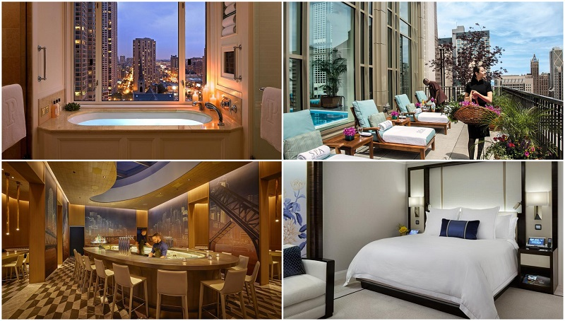 13 Best Romantic Chicago Hotels With A Private Jacuzzi Or