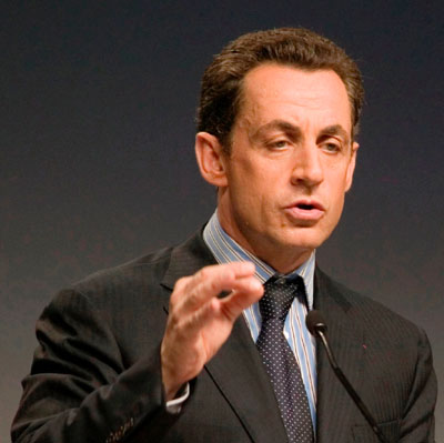 Sarkozy Gazprom France French President Oil and Gas Industry Deal Total Shtokman
