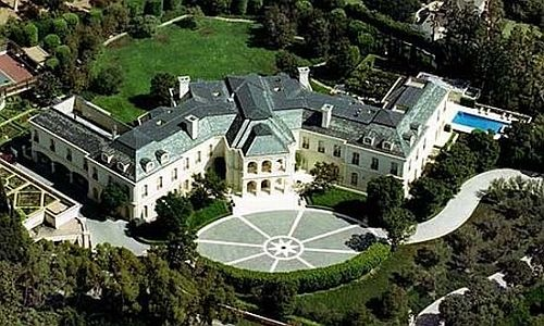 The Manor Los Angeles Most Expensive Home in LA $150m