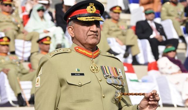 Gen Bajwa