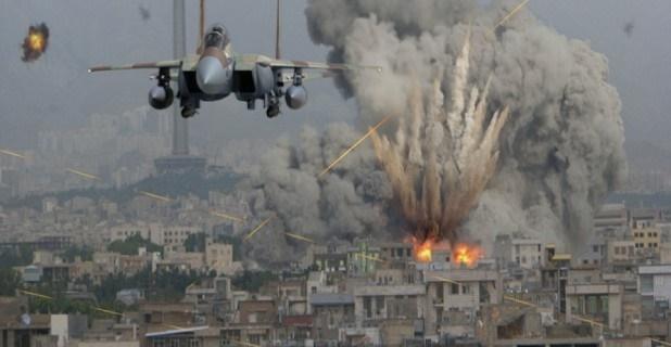Russian strike kills 34 civilians in Syria