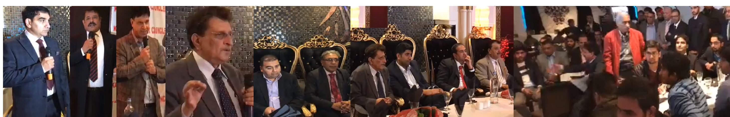AJK PM Raja Farooq Haider Adresses Youth Gathering in Brussels Belgium