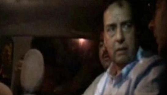 Captain Safdar Arrested by NAB