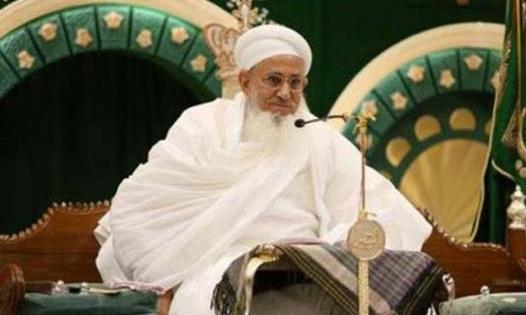 Dawoodi Bohra Leader Dr Mufaddal Saifuddin in Pakistan