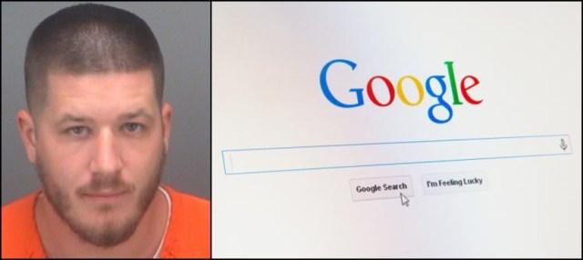 Florida Bank robber Googled before robbery