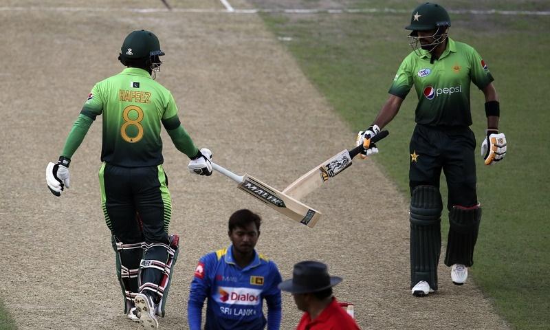 First ODI PAK vs SL 13 October 2017