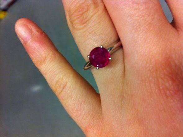 Rubies Diamonds in Kashmir