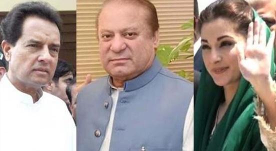 Safdar Nawaz Maryam Accountability court