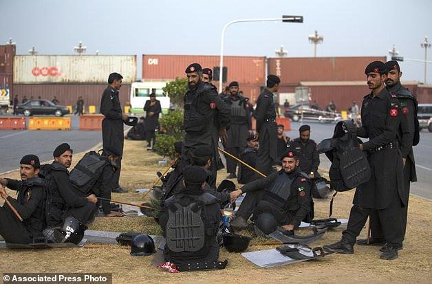 FC Commandos Deployed in Redzone