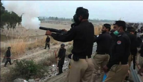 Faizabad Operation Started