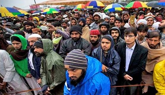 Islamabad Dharna Talks Suspended again