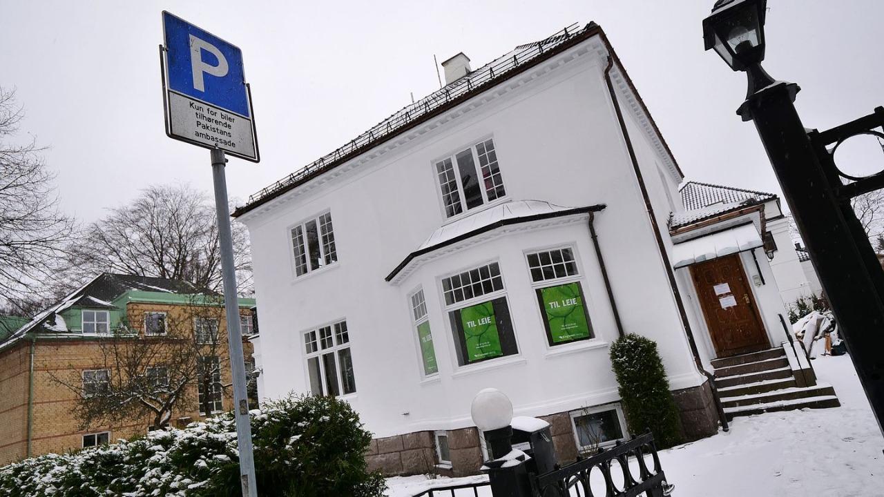 Pakistan Embassy Oslo Norway