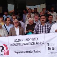 پاکستان میں لیبر اور ٹریڈ یونینز کے حقوق کی پامالی کی جارہی ہے، پیرزادہ سید امتیاز