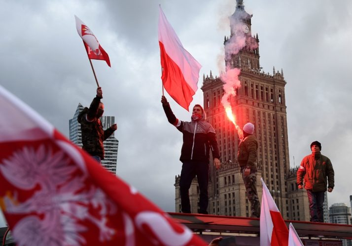 Poland Celebrate 99th Independence anniversary