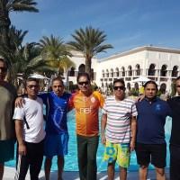 مراکش کا سفر چار نومبر سے گیارہ نومبر تک