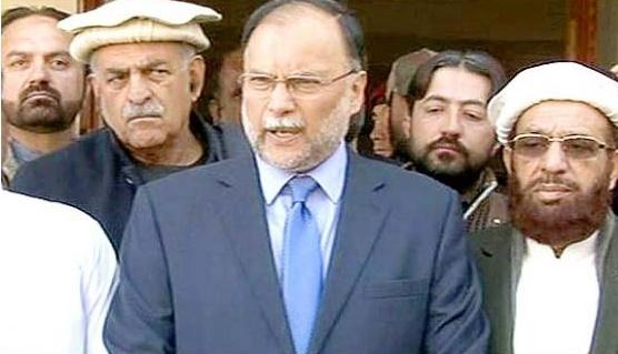Ahsan Iqbal in Quetta | Sardar Yousaf in Quetta