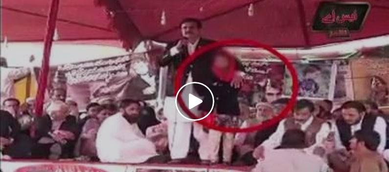 Senator Nisar Khan harrased Benazir in Sohrab Goth