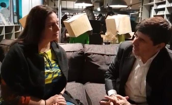 Tina Shagufta Kornmo Interview with Syed Sibtain Shah