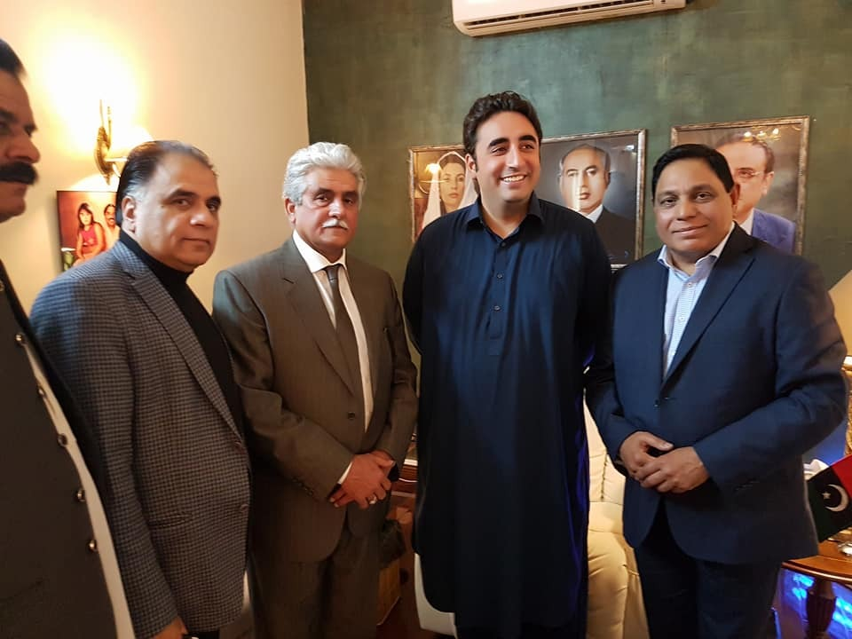 PPP Norway with Bilawal Bhutto Zardari