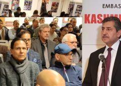 اوسلو میں یوم یکجہتی کشمیر پر سفارتخانہ پاکستان میں سیمینار، مقررین کا کشمیریوں سے یکجہتی کا اعلان