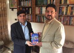 آہ سید آل عمران: پاکستان ایک عظیم دانشور اور قلم کار سے محروم ہوگیا