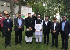 پاکستان یونین ناروے نے جشن آزادی کے کامیاب پروگرام کے انعقاد پر سفیرپاکستان ظہیرپرویزخان اور سفارتخانے کے سٹاف کو سراہا