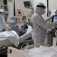 ڈاؤ یونیورسٹی اسپتال میں کورونا وائرس کا آئی وی آئی جی طریقہ علاج