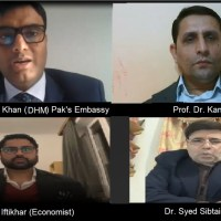 Influential overseas Pakistanis should raise their voice in favour of oppressed Kashmiris, Say Speakers of a conference in Warsaw