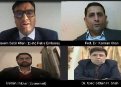 وارسا: بااثر اوورسیزپاکستانی مظلوم کشمیریوں کے حقوق کے لیے آواز بلند کریں، سفارتخانہ پاکستان کے زیراہتمام کانفرنس سے مقررین کا خطاب
