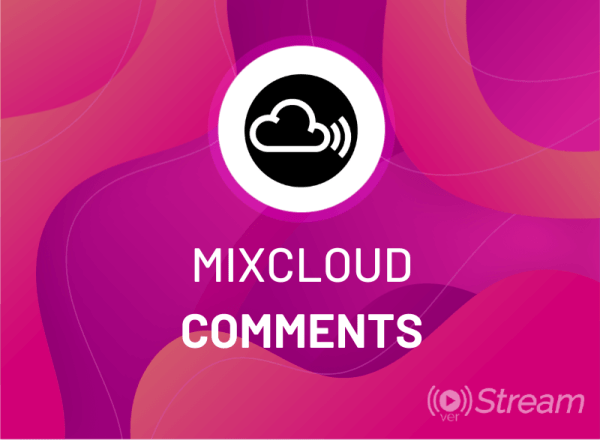 Buy MixCloud Comments
