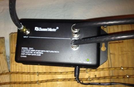 UHF Splitter