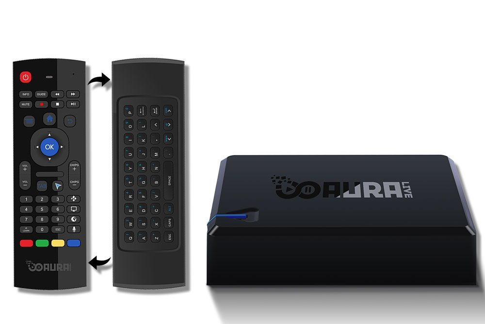 Android Boxes With Built in Tuners That Record Live TV - Over The