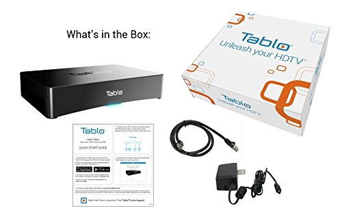 Tablo DVR box
