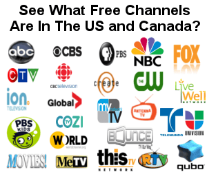 Free TV Stations ad 300×250