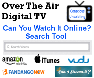 Can It Be Watched Online? Search Tool