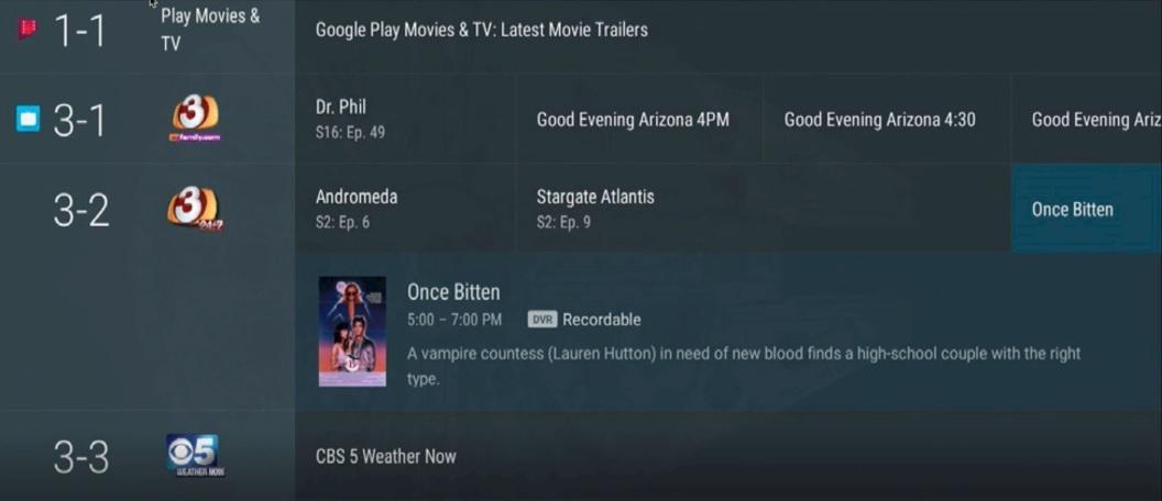 Channel Master Stream+ OTA DVR and Streaming Box
