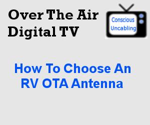 how to choose an RV OTA antenna
