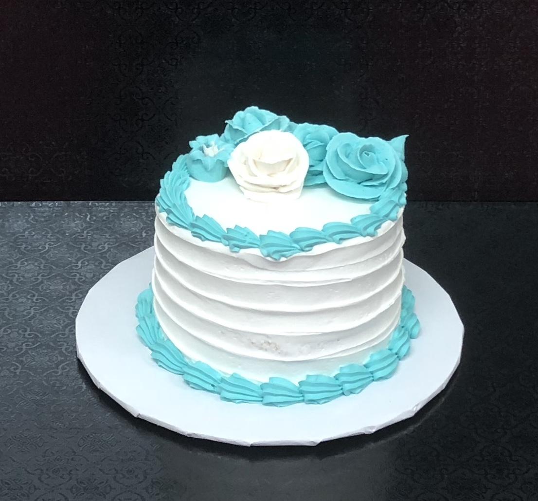 Homeschool Basic Cake Decorating