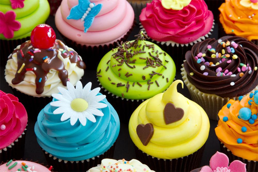 Types Cake Borders
