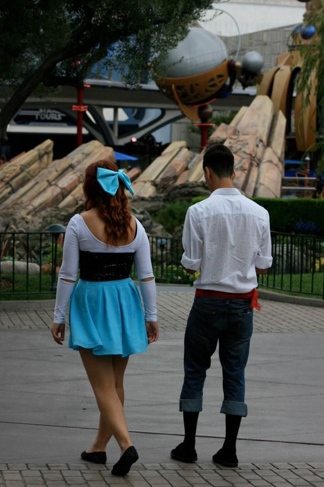 Ariel and Erik
