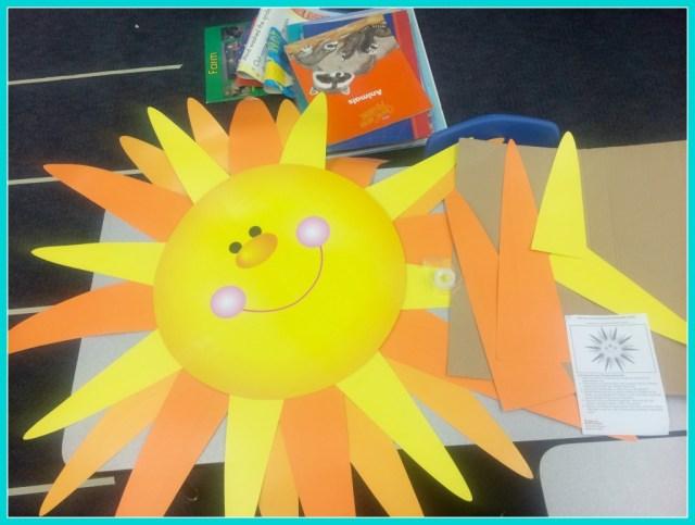 DIY Sun