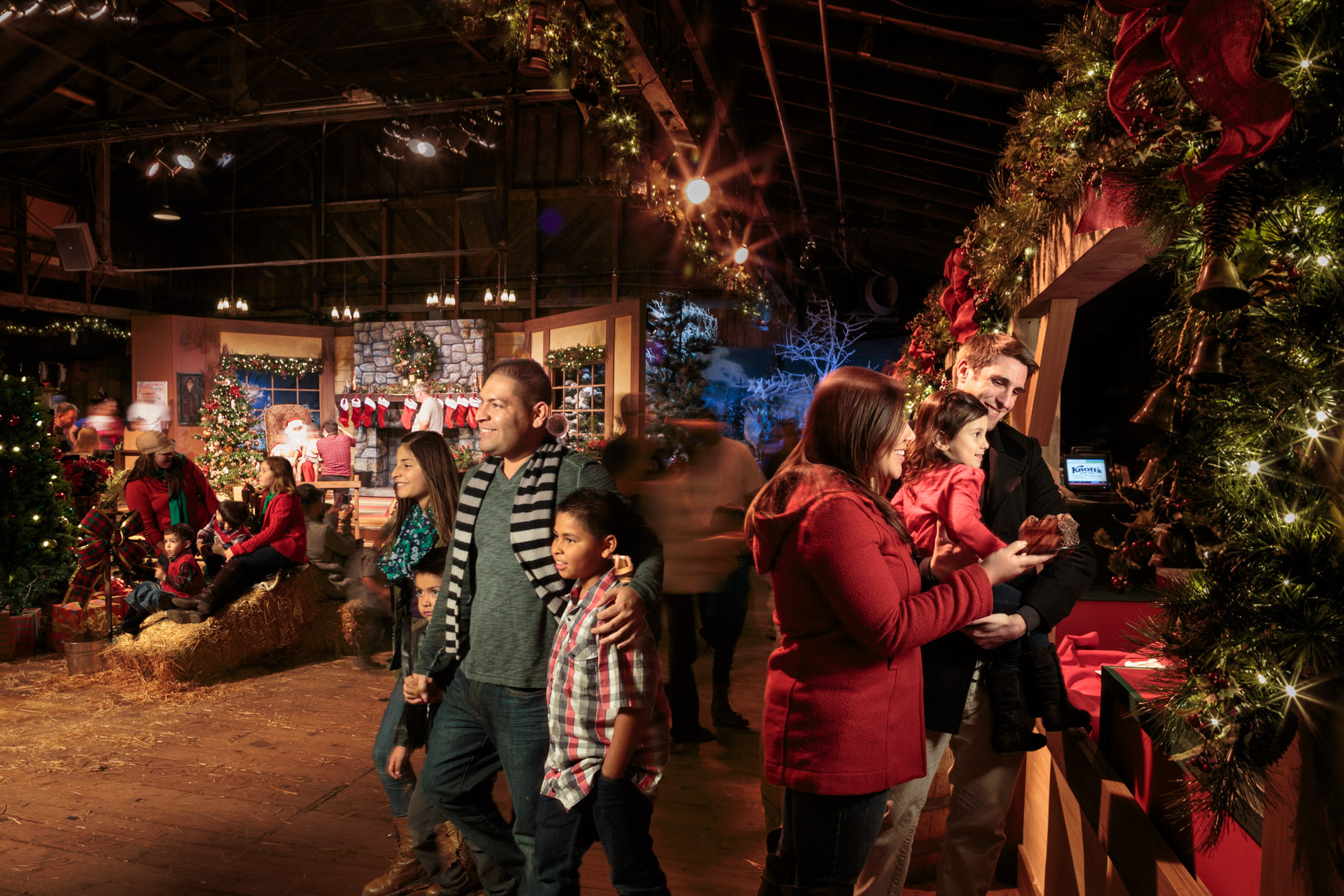 Knott S Christmas Crafts Village