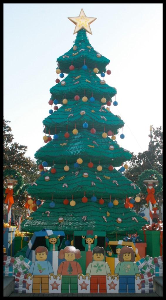 Legoland Tree