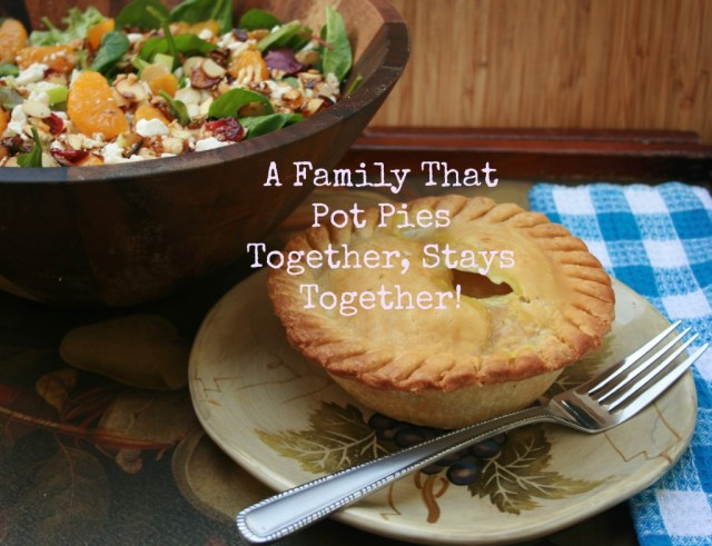 Dinner is Served Now #EasyAsPotPie #Ad
