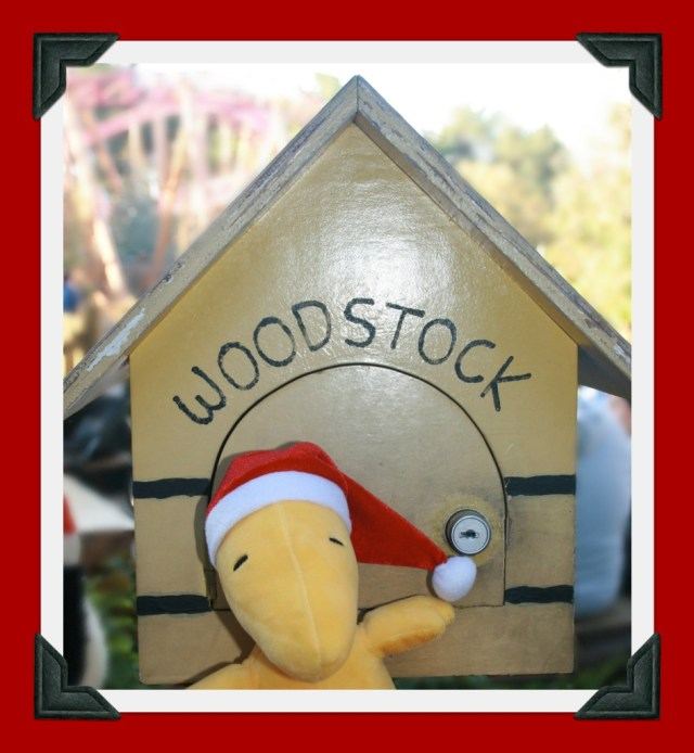 Woodstock's House