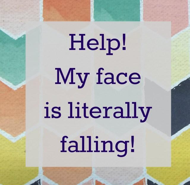 help-my-face