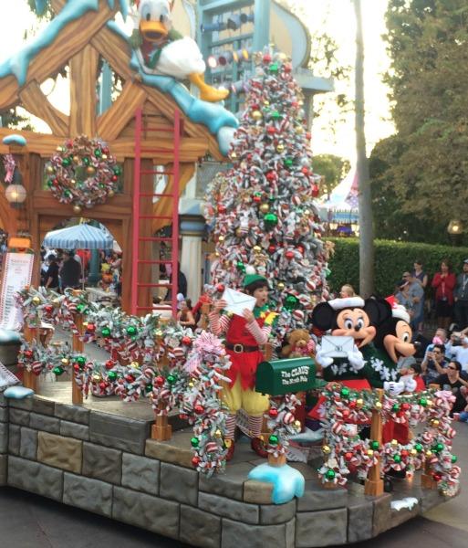 disney holidays christmas fantasy mickey holidays at the disneyland resort is