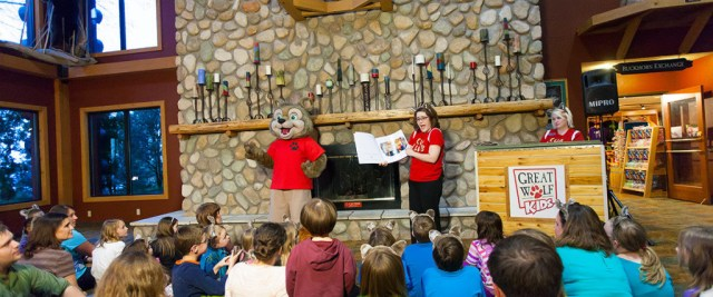 Great-Wolf-Lodge-Southern-California-Story-Time