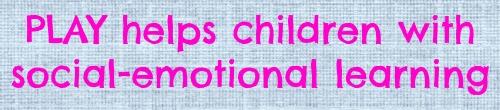 play-helps-children