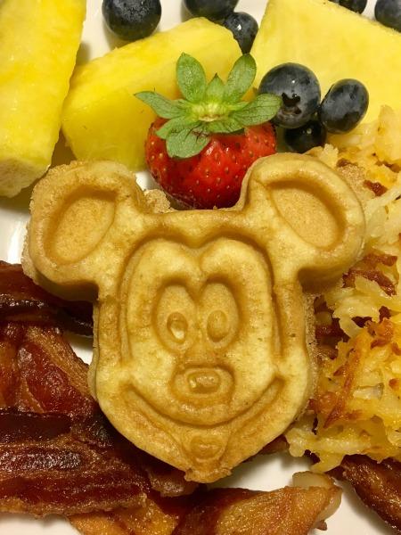 mickey-waffle